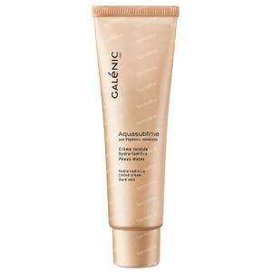 Galénic Aquasublime Tinted Cream Dark Skin 30 ml