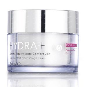 RoC Hydra+ 24h Comfort Nourishing Cream Rich 50 ml cream