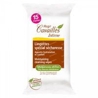 Roge Cavailles Moisturizing Cleansing Wipes 15 st