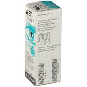Wet-Comod Eye Drops 10 ml