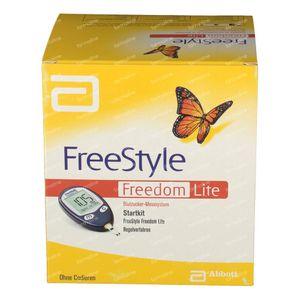 Abbott Startkit Freestyle Freedom Lite Zorgtraject 1 St