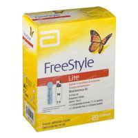 Abbott Maintenance Kit Freestyle Lit. Educ. Zelfzorg 1 st