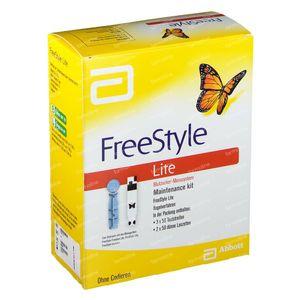 Abbott Maintenace Kit Freestyle Lite Zorgtraject 1 stuk