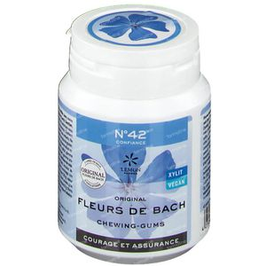 Fleurs de Bach N42 Chewing-gum Confience 40 pièces