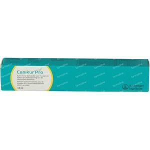 Canikur Pro 1 Chien 15 ml seringue