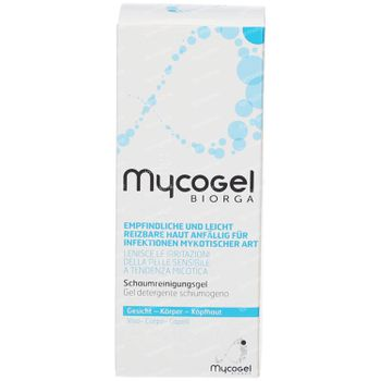 Mycogel Biorga Gel Nettoyant Moussant 150 ml