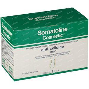 Somatoline Cosmetic Anti-Cellulite Cure 30x10 ml