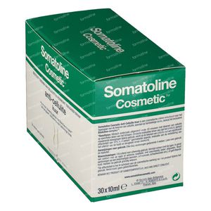 Somatoline Cosmetic Anti-Cellulite Kuur 30x10 ml