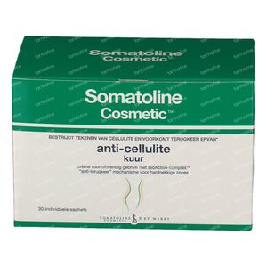 Somatoline Cosmetic Anti-Cellulite 30x10 ml