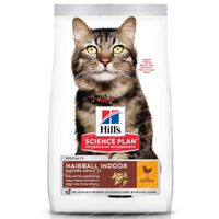 Hills Science Plan Feline Hairball Control Senior 1,50 kg