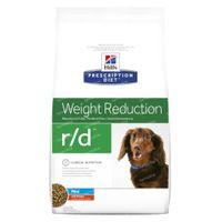 Hill's Prescription Diet Canine Weight Reduction Mini Chien 6 kg
