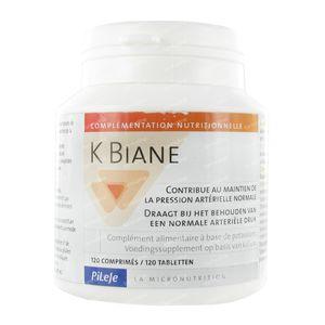 K Biane 120 tablets