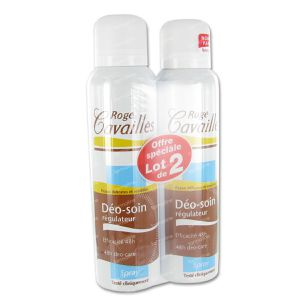 Roge Cavailles Deodorant Mixte Sensitive Skin Duo 300 ml