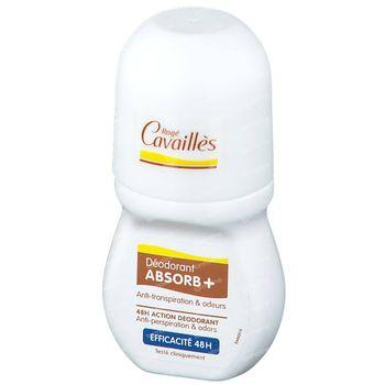Rogé Cavaillès Déodorant Absorb+ 48h 50 ml rouleau