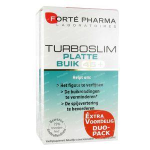 Forté Pharma Turboslim Flat Belly 45+ Duopack 56 comprimidos