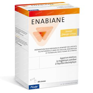Enabiane Lemon-Orange 28 stick