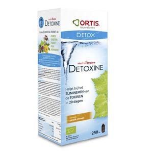 Ortis Methoddraine Detoxine Peach-Lemon Bio 250 ml