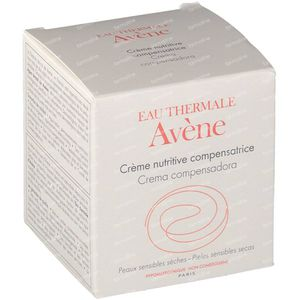 Avène Voedende Compenserende Crème 50 ml crème