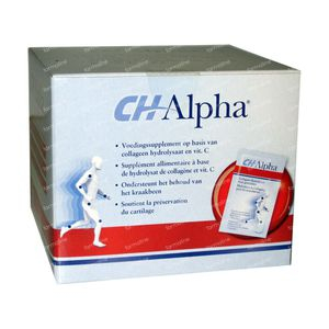 Ch-Alpha 30 x 10,5 g sachets