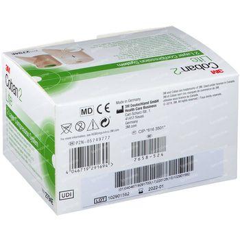 3M Coban 2 Lite Système De Compression 2 Bandes Pour ABPI 2 pièces