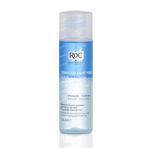 Roc Double Action Eye Make-Up Remover 125 ml vial