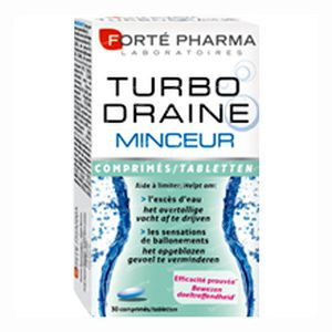 Forté Pharma Turbodraine 30 comprimidos
