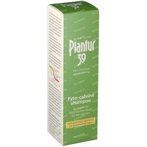 Plantur 39 Shampooing Cafeine Cheveux Coloré 250 ml
