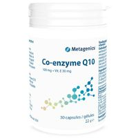 Co-Enzyme Q10 100 mg 30  capsules