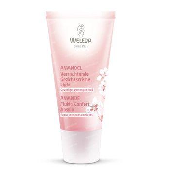 Weleda Amandel Verzachtende Gezichtscrème Light 30 ml