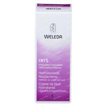 Weleda Iris Hydraterende Nachtcrème 30 ml