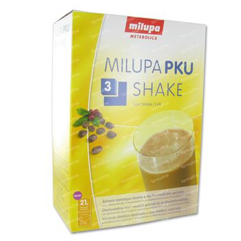 Milupa PKU 3 Shake Moka 500 g