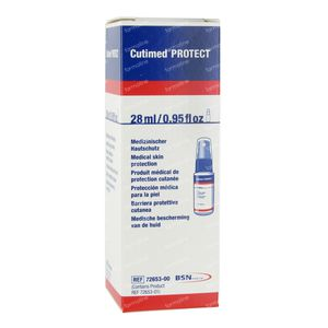 Cutimed Protect 28 ml spray