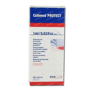 Cutimed Protect 5 ml unidosis