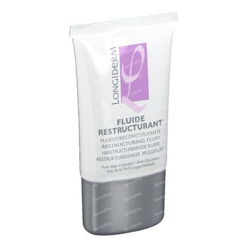 Longiderm Fluide Herstructurerende Gelaat Tube 50 ml