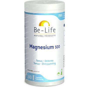Be-Life Magnesium 500 180 capsules