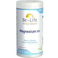 Be-Life Magnesium 500 180  kapseln