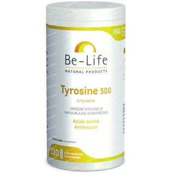 Be-Life Tyrosine 500 120 capsules
