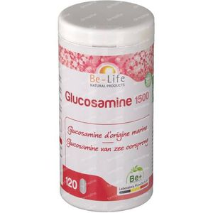 Be-Life Glucosamine 1500 Mg 120 tabletten