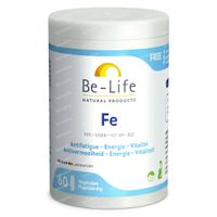 Be-Life Fe 60  capsules