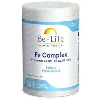 Be-Life Fe Complex Minerals 60 capsules