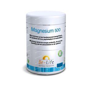 Be-Life Magnesium 500 Minerals 60 St Capsules