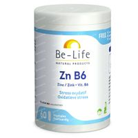 Be-Life Zn-B6 Minerals 60  capsules