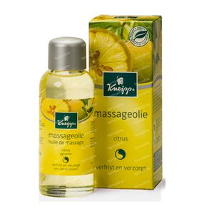 Kneipp Massageolie Citrus 100 ml