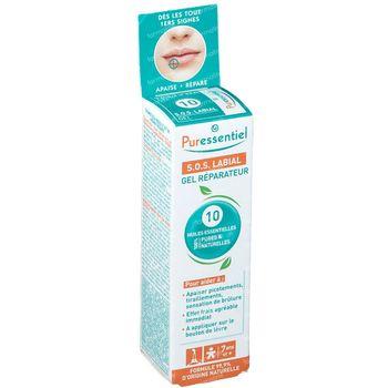 Puressentiel Sos Labial Gel 10 Atherisches Öl 5 ml