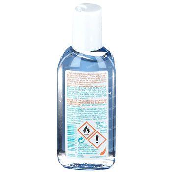 Puressentiel Gel Assainissant Antibactérien 3 Huiles Essentielles 80 ml
