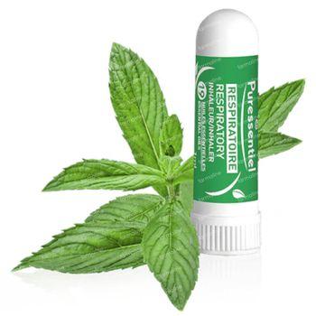Puressentiel Ademhaling Inhalator 19 Essentiële Oliën 1 ml