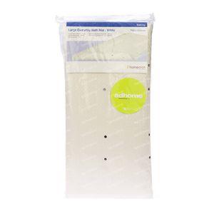Shower/Bathmat Non Skid White 76x35,5 cm AA1804A 1 item