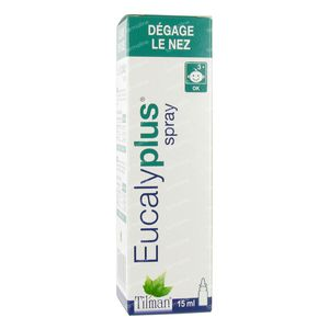 Eucalyplus Spray Nasal 15 ml