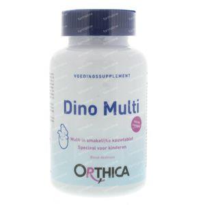 Orthica Dino-Multi 120 kauwtabletten