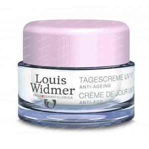 Louis Widmer Dagcrème SPF10 Zonder Parfum 50 ml
